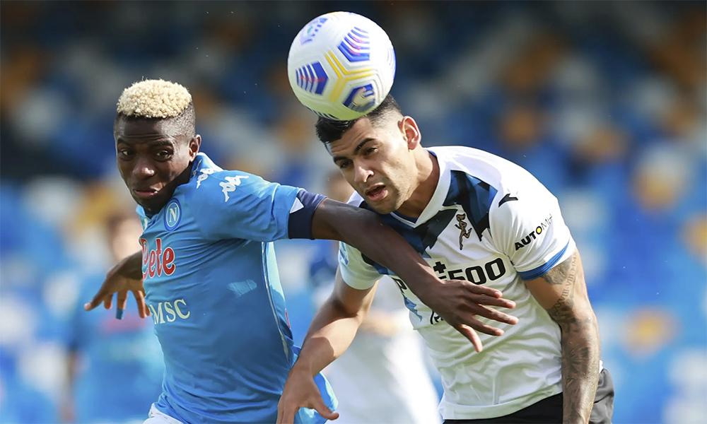 Napoli 4-1 Atalanta