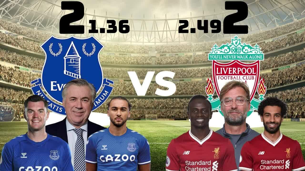 Everton cầm hòa Liverpool thế nào