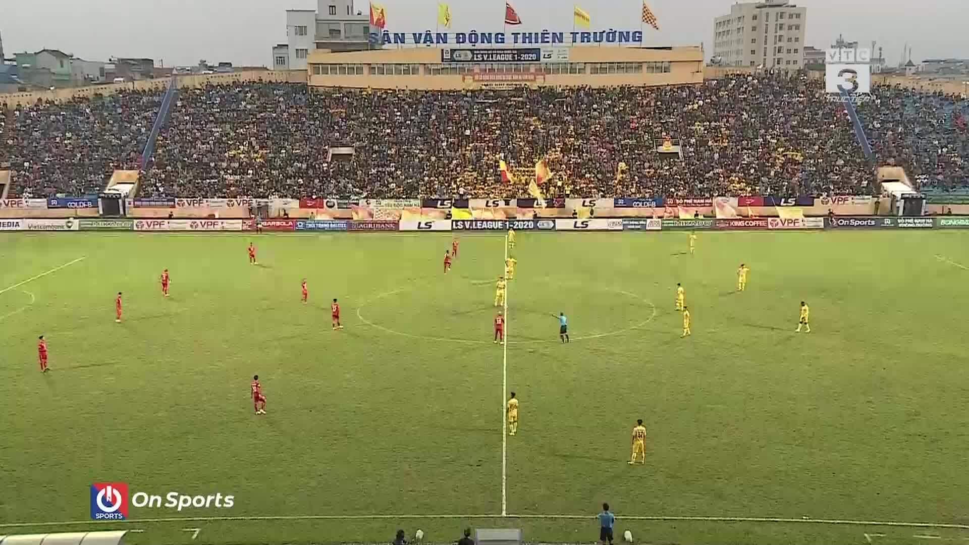 Nam Định 2-3 Hải Phòng
