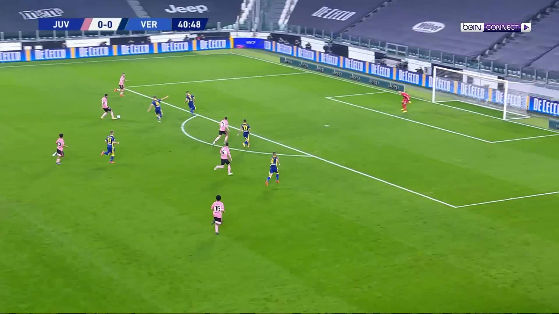 Juventus 1-1 Hellas Verona