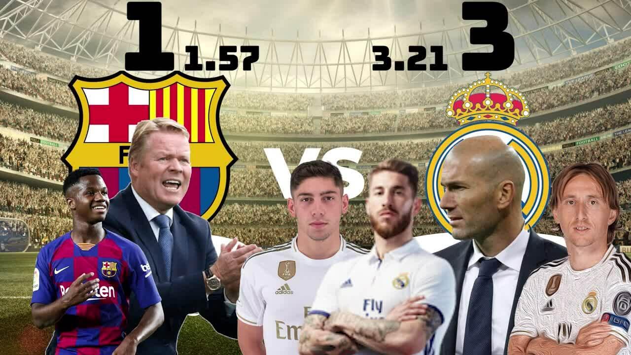 Zidane áp đặt El Clasico thế nào