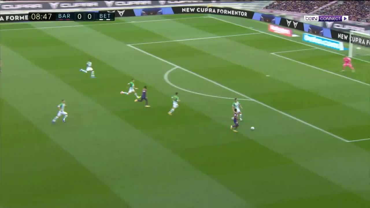 Barcelona 5-2 Betis
