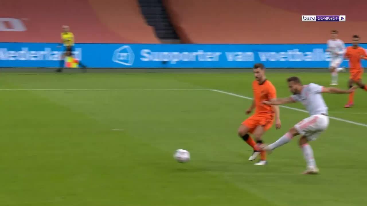 Hà Lan 1-1 Tây Ban Nha
