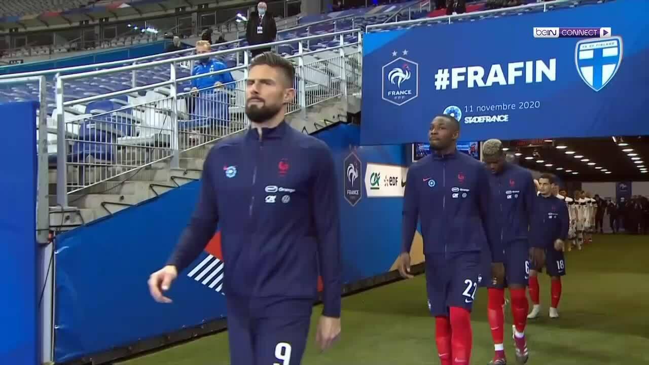 Pháp 0-2 Phần Lan