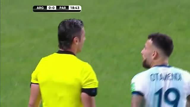 Argentina 1-1 Paraguay