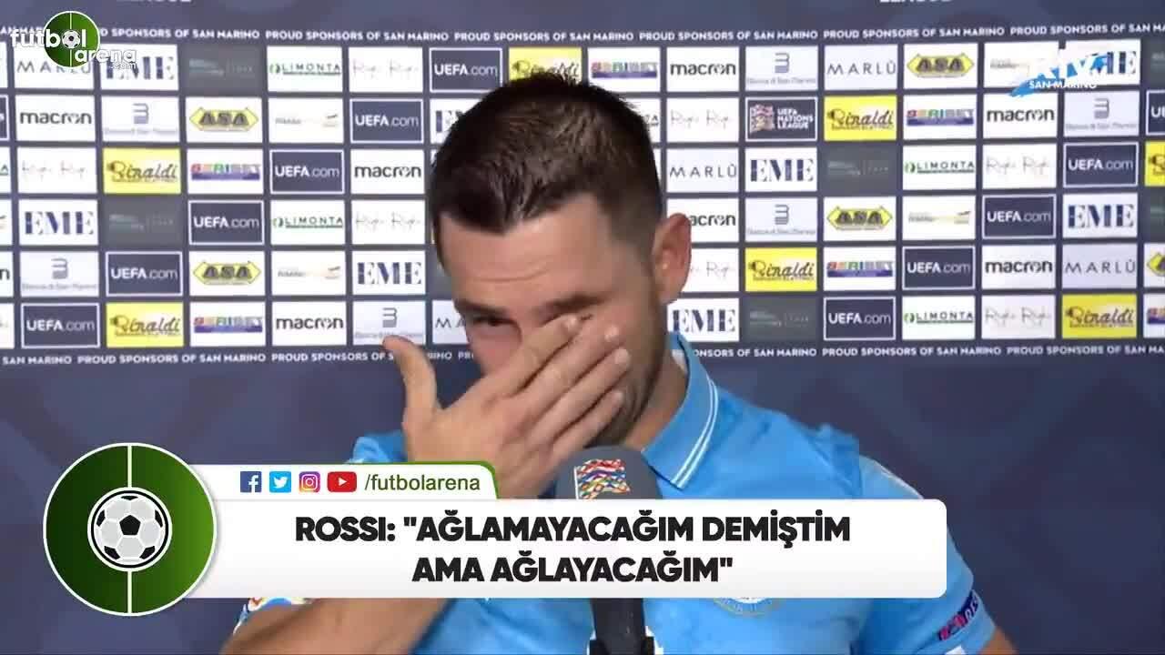 Cầu thủ San Marino khóc vì hoà hai trận liên tiếp