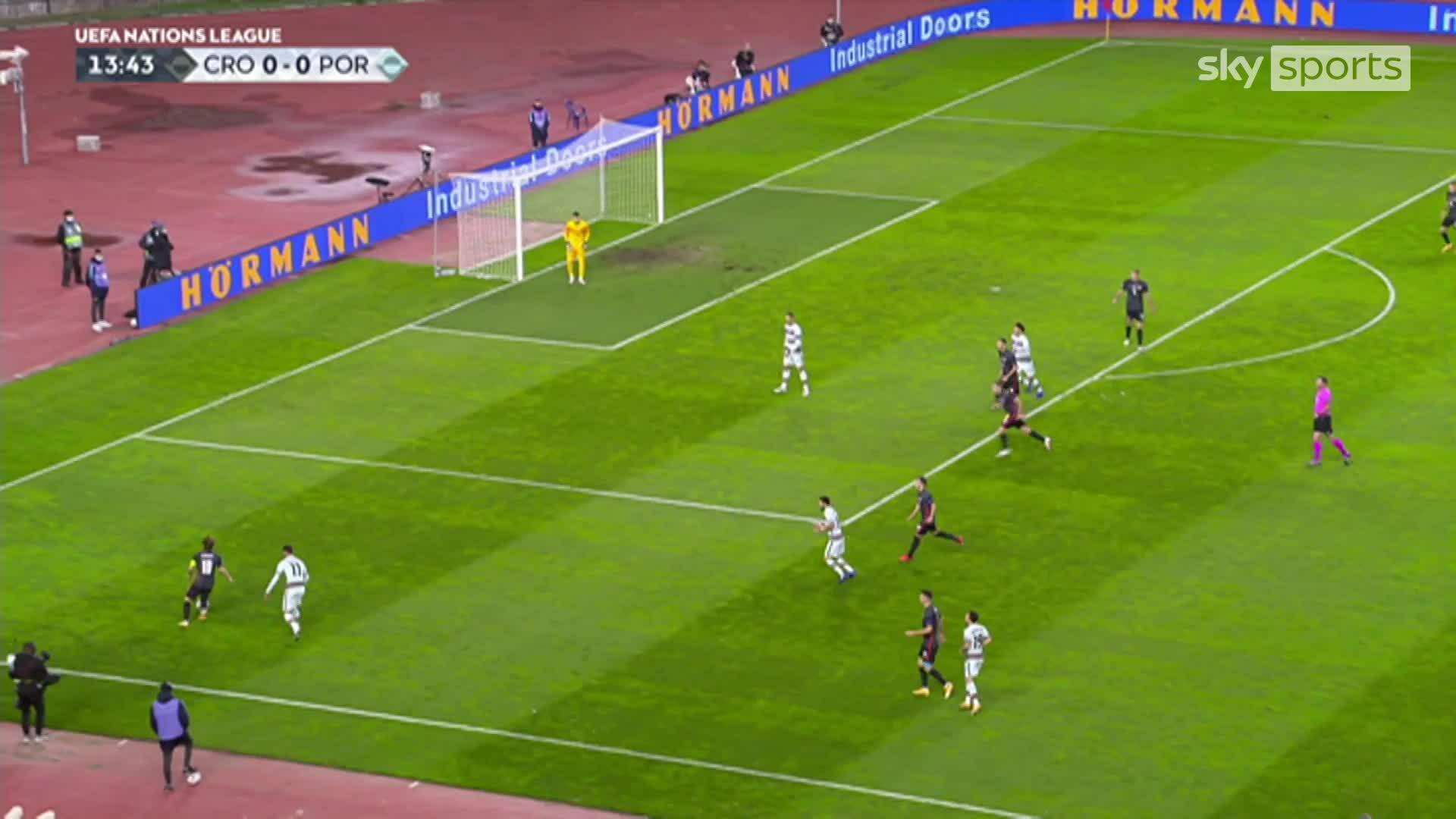Croatia 2-3 Bồ Đào Nha