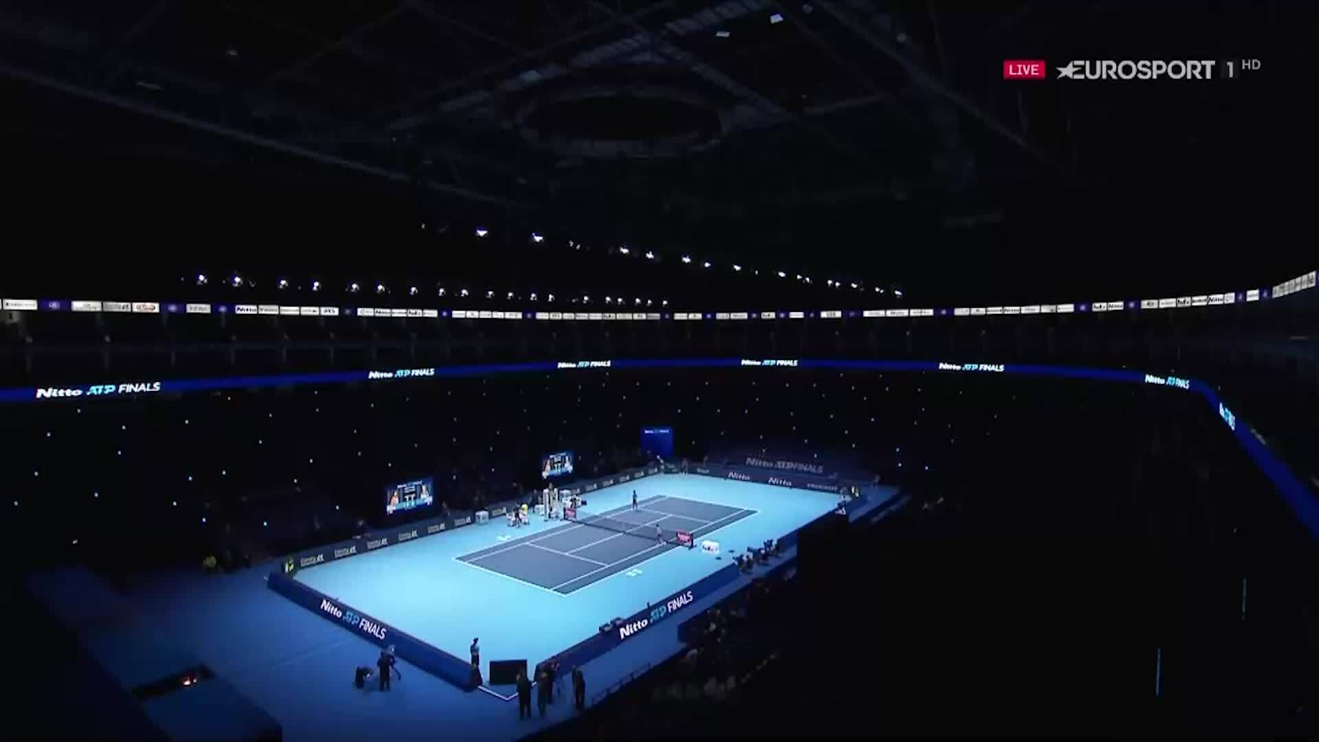 Rafael Nadal 0-2 Dominic Thiem