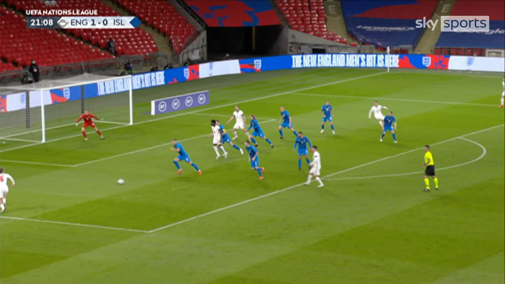 อังกฤษ 4-0 ไอซ์แลนด์