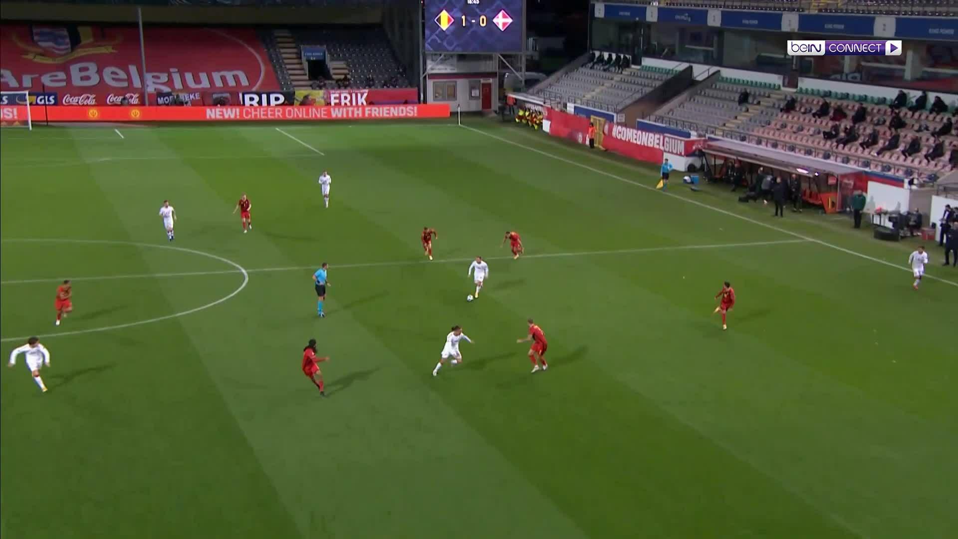 Bỉ 4-2 Đan Mạch