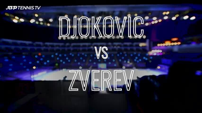 Djokovic đấu Thiem ở bán kết ATP Finals