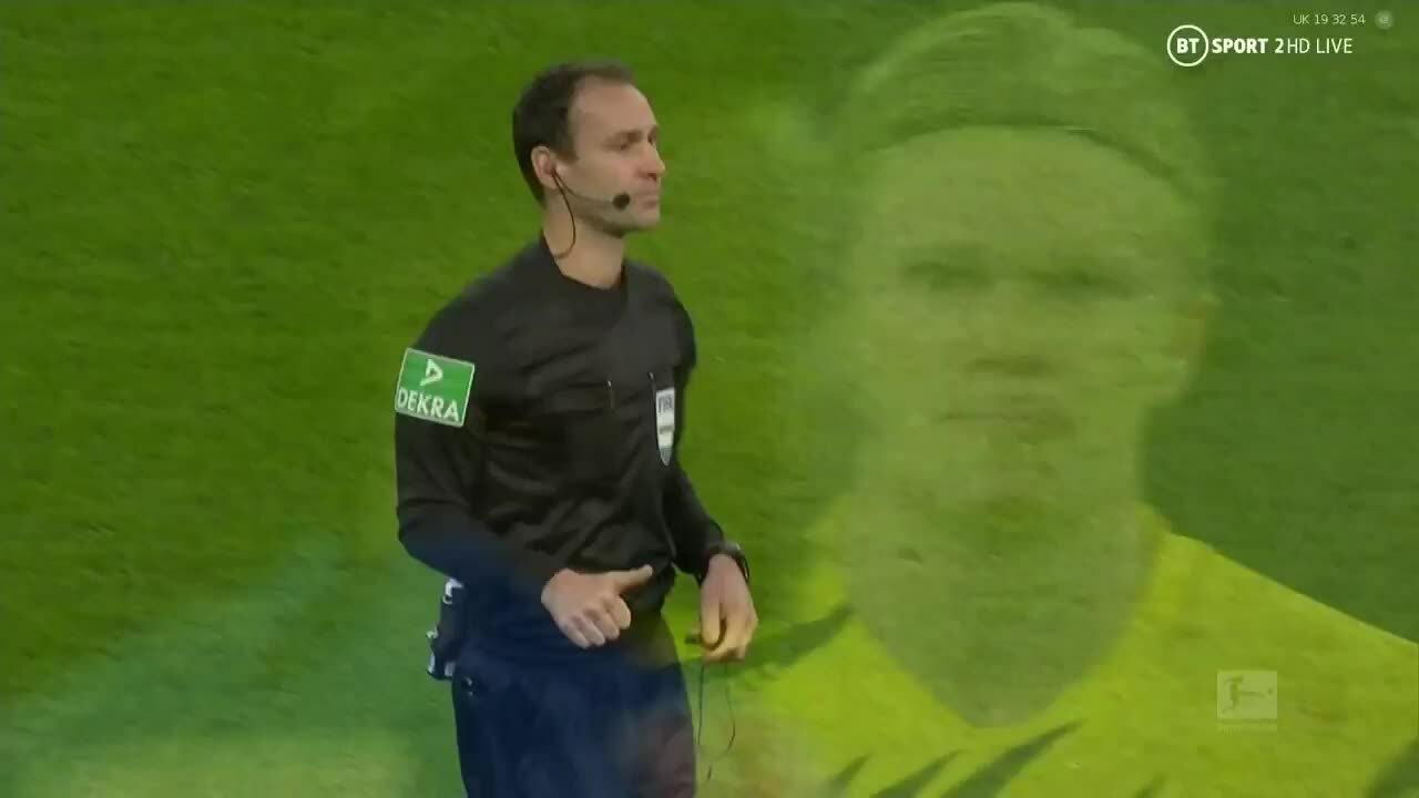 Hertha BSC 2-5 Dortmund