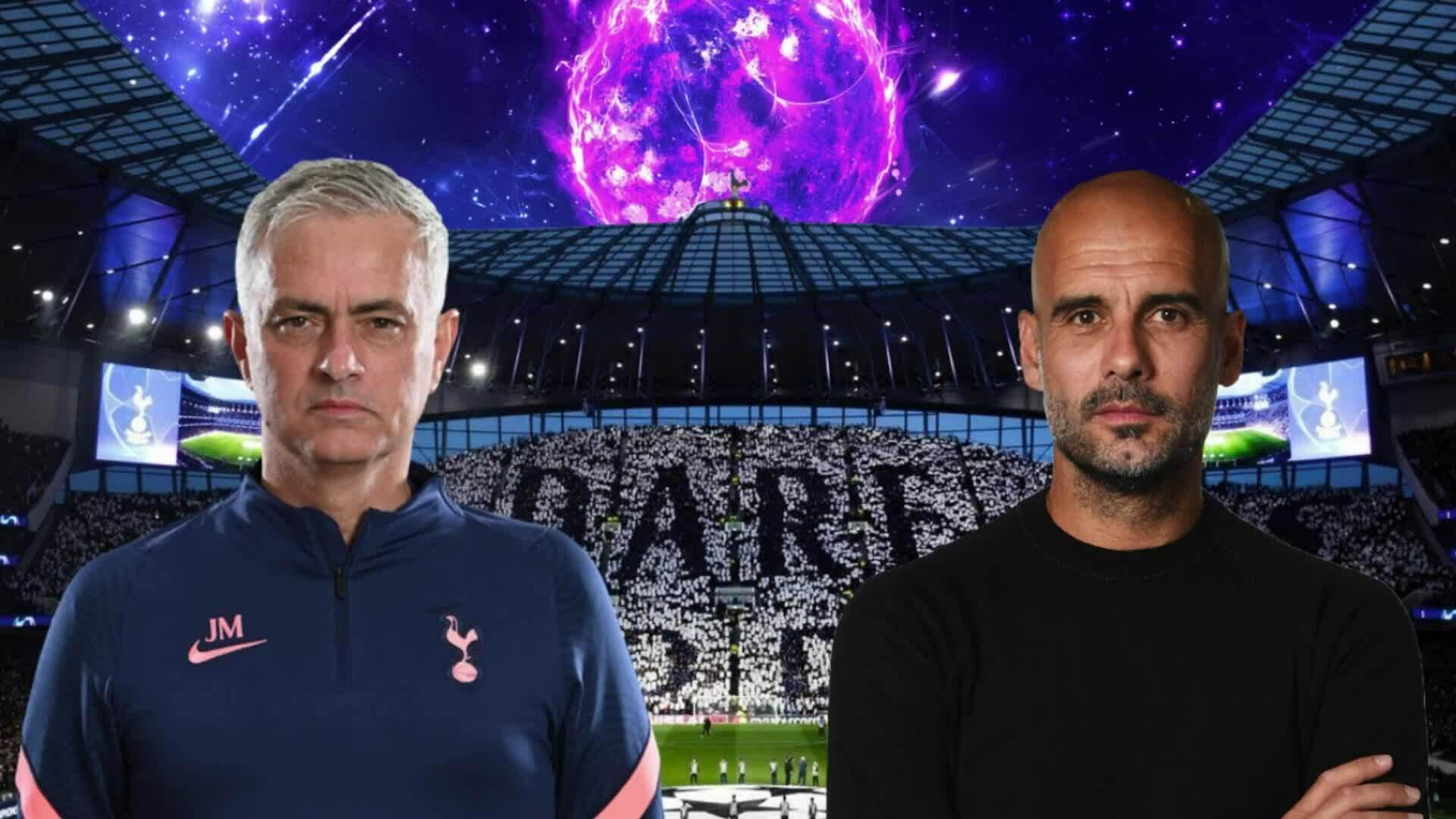 Mourinho thể hiện tài thao lược như nào trước Guardiola