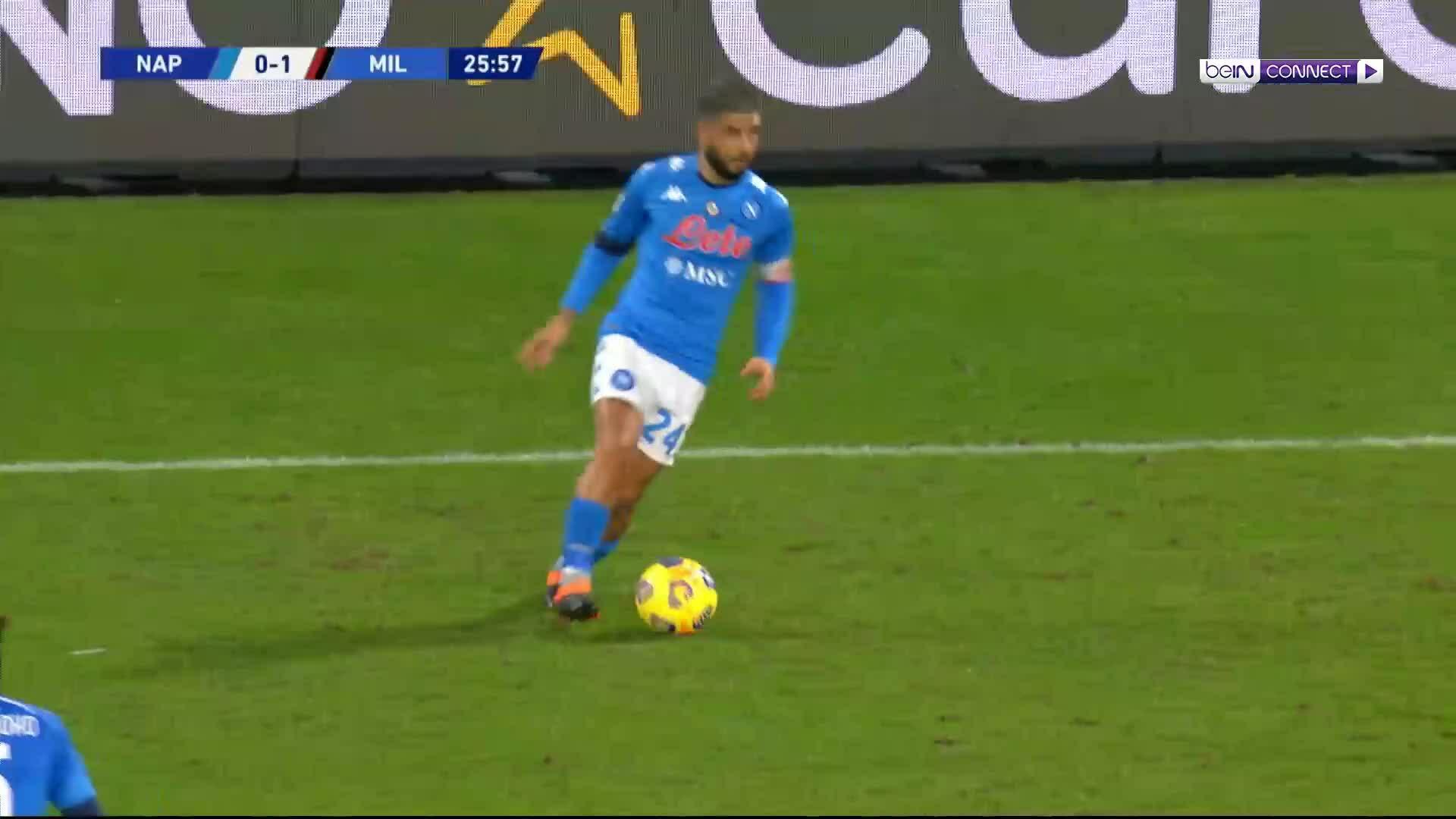 Napoli 1-3 AC Milan