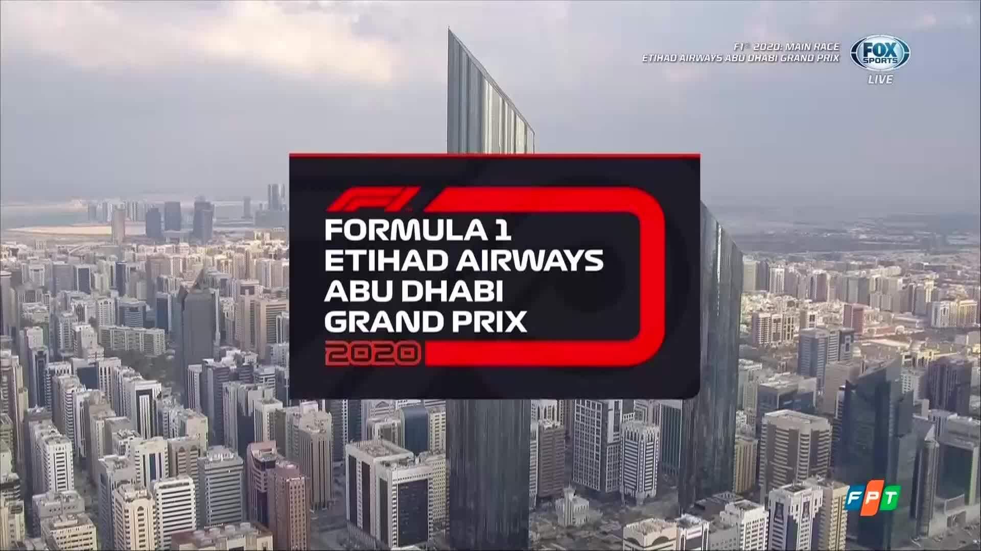 Verstappen thắng chặng cuối cùng của mùa giải F1 2020