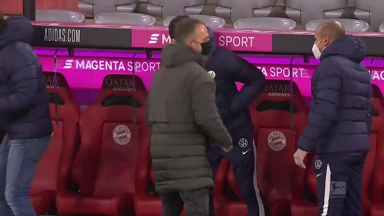 Bayern 2-1 Wolfsburg