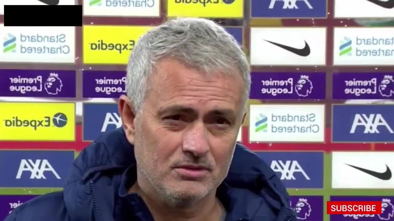 Mourinho phỏng vấn sau trận thua Liverpool