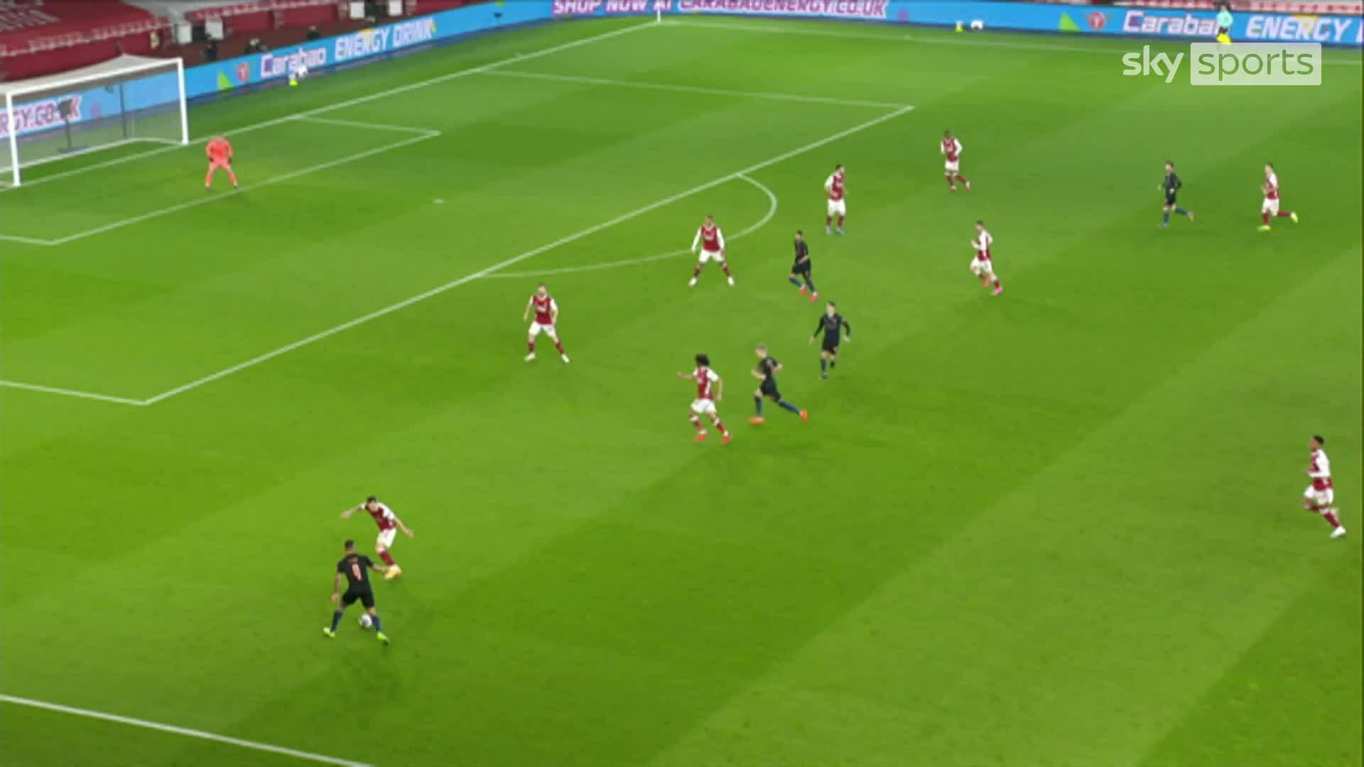 Arsenal 1-4 Man City
