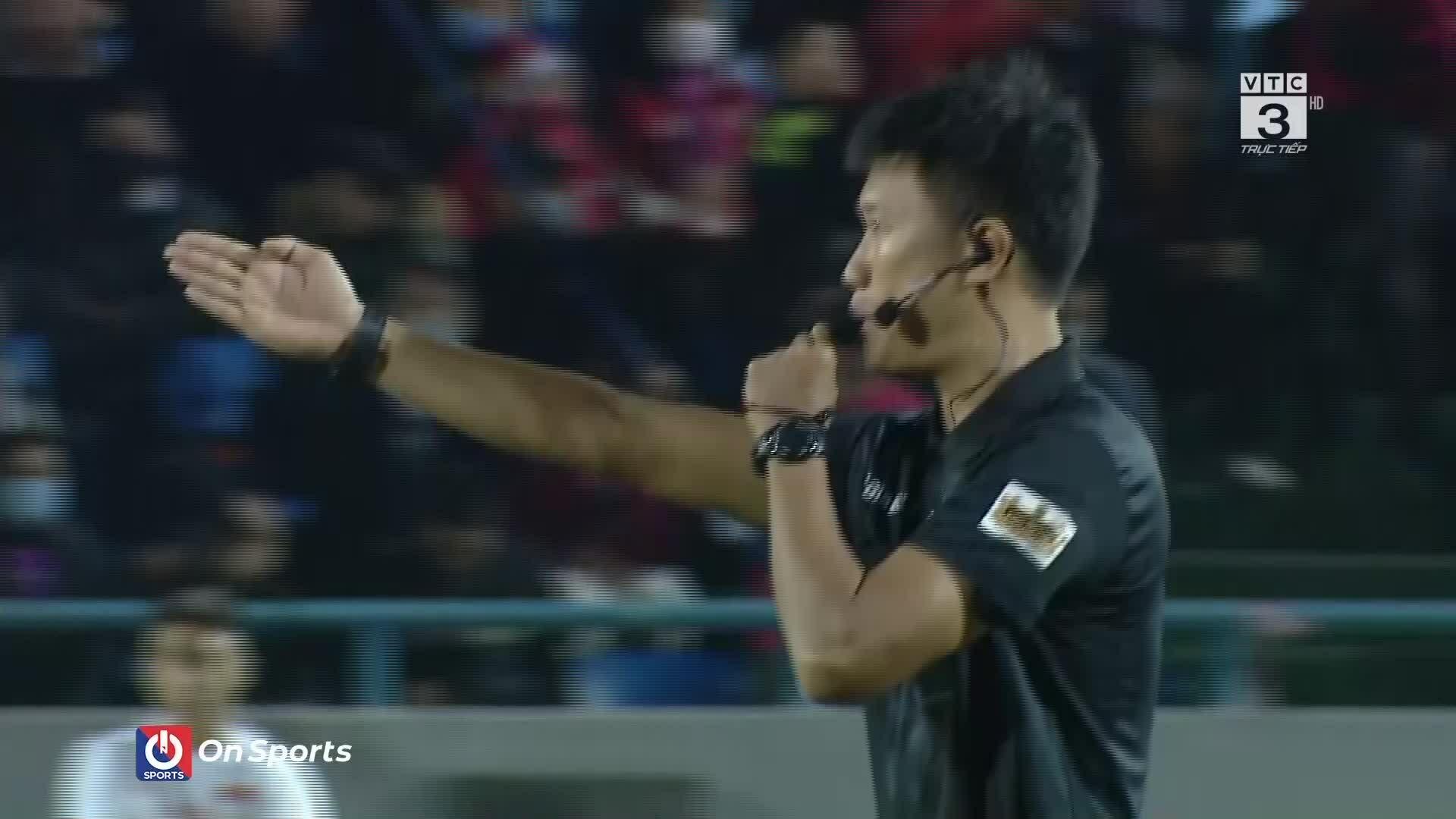 Tuyển Việt Nam 3-2 U23 Việt Nam