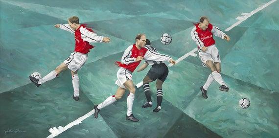 ผลงานชิ้นเอกของ Bergkamp 2002