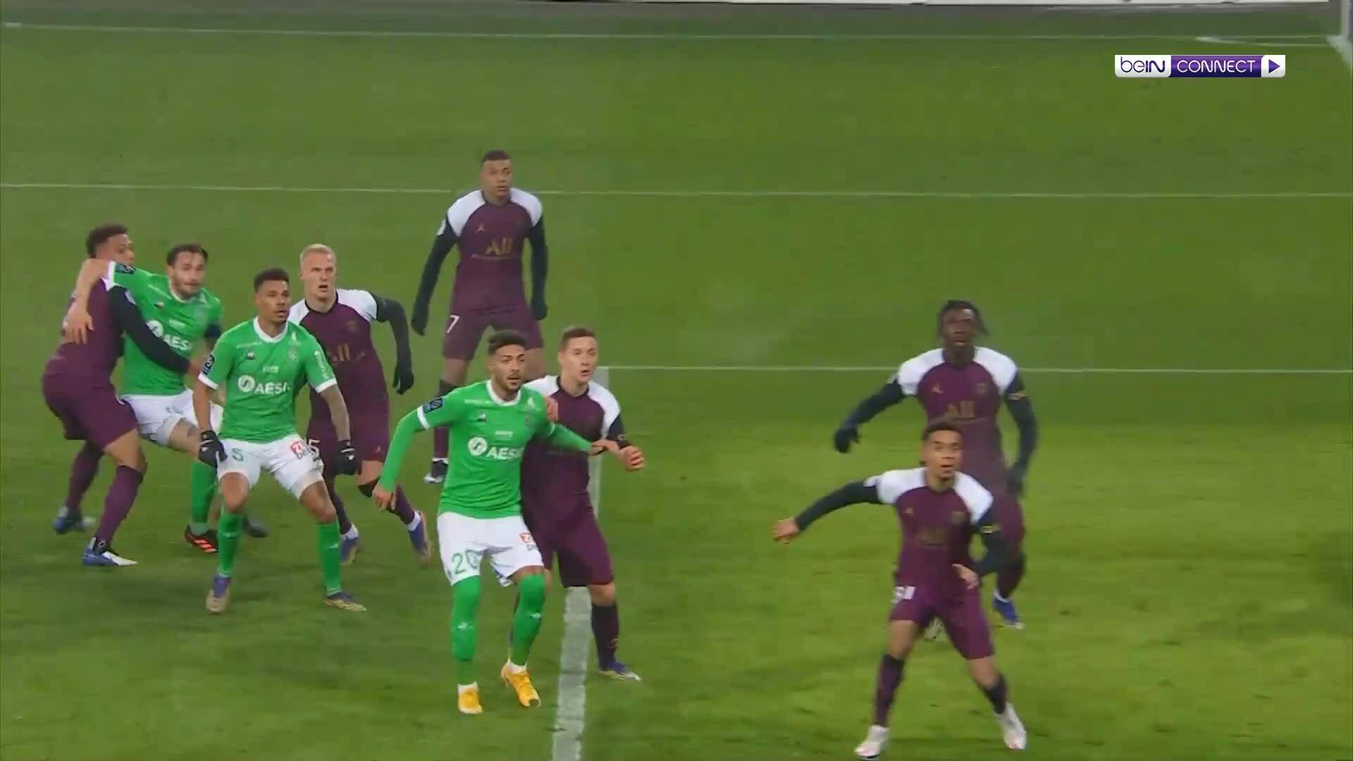 Saint-Étienne 1-1 PSG