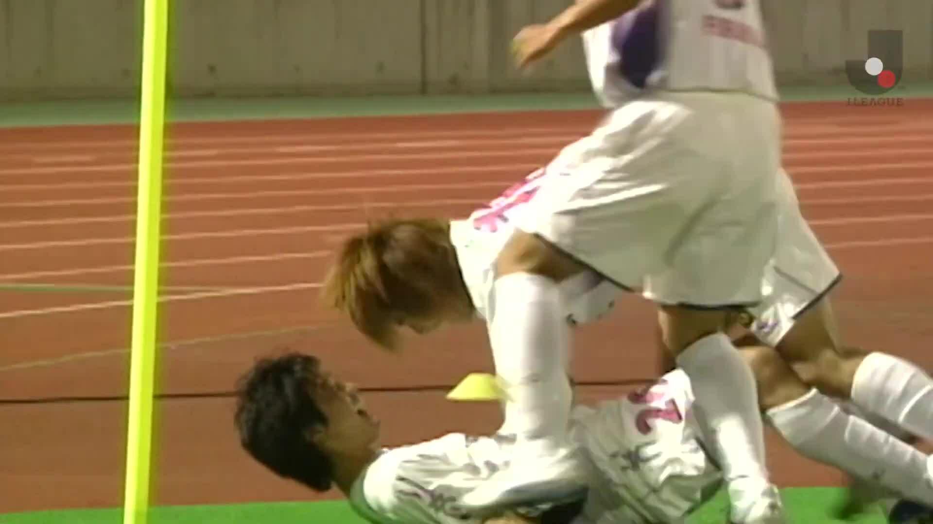 Màn trình diễn của Shinji Kagawa ở mùa giải 2007 J2 League