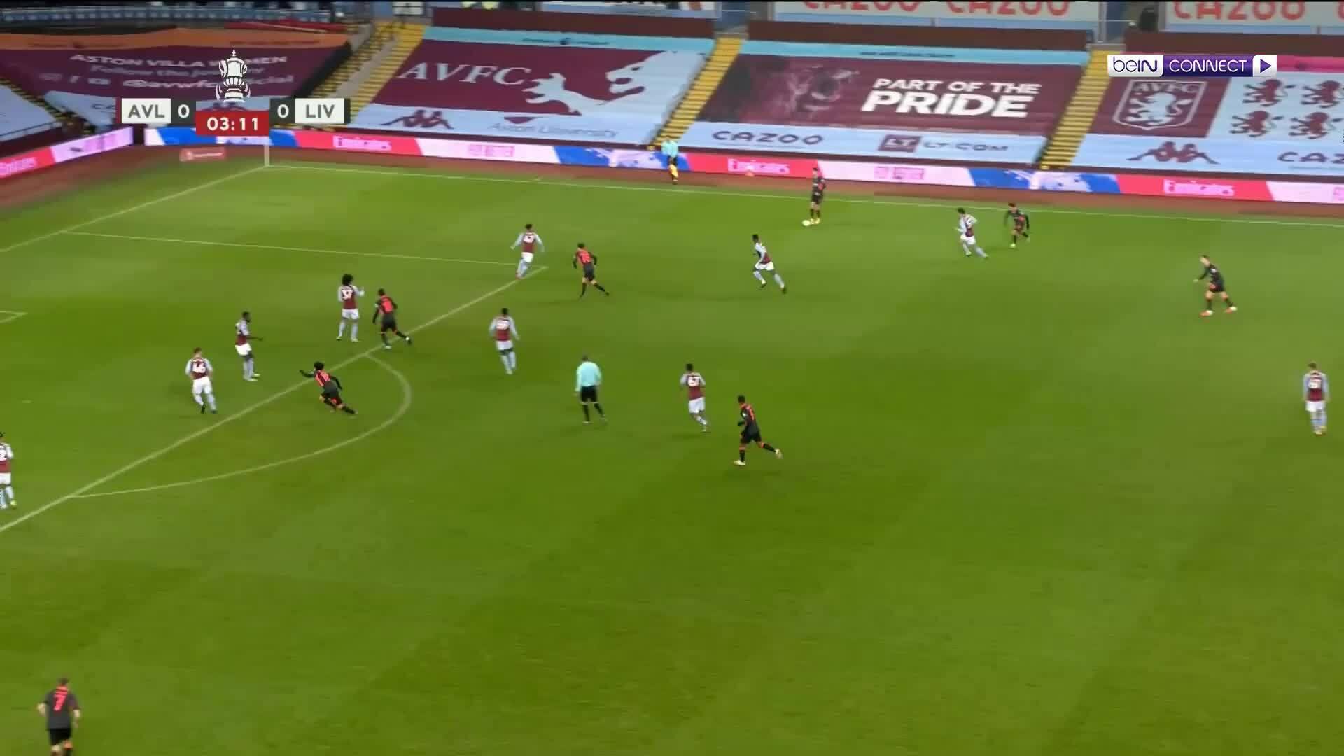 Aston Villa 1-4 Liverpool