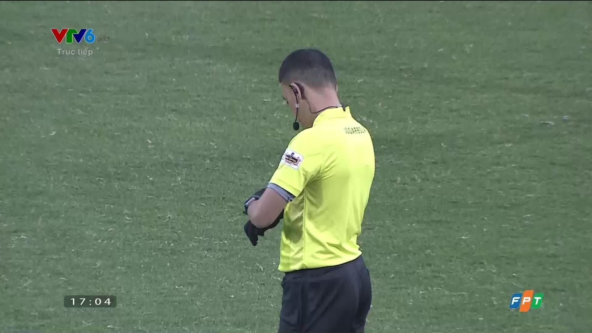 Viettel 0-1 Hanoi