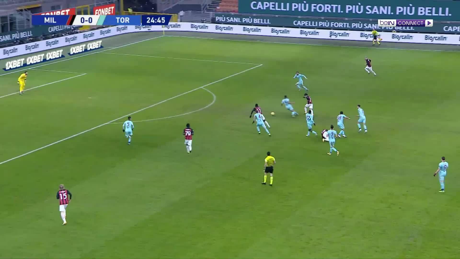 AC Milan 2-0 Torino