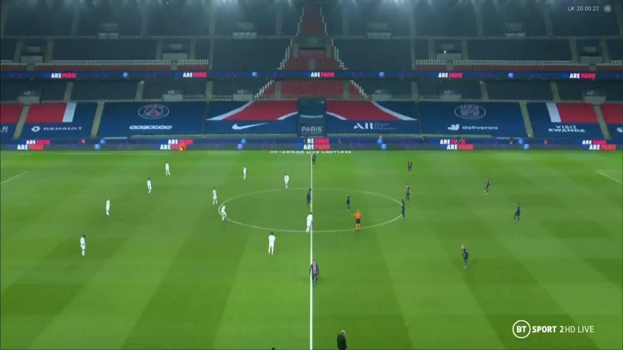 PSG 3-0 Brest
