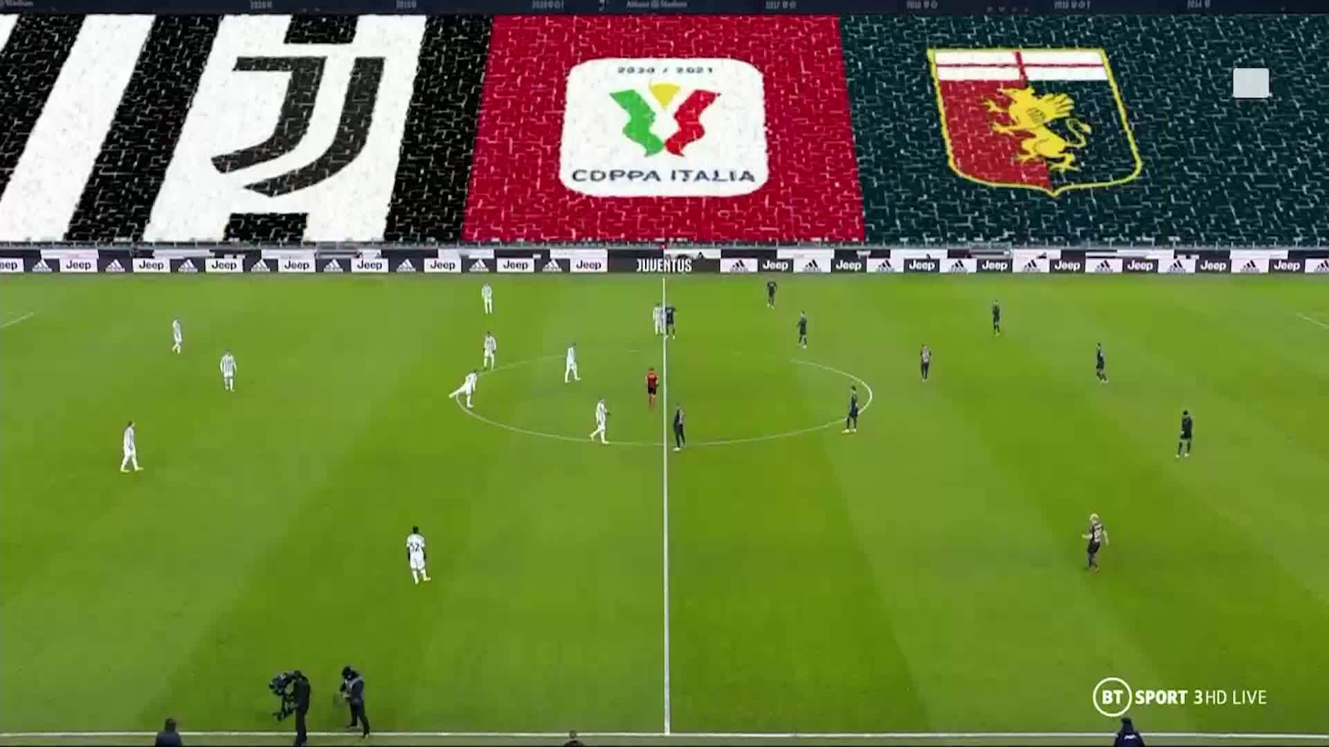Juventus 3-2 Genoa