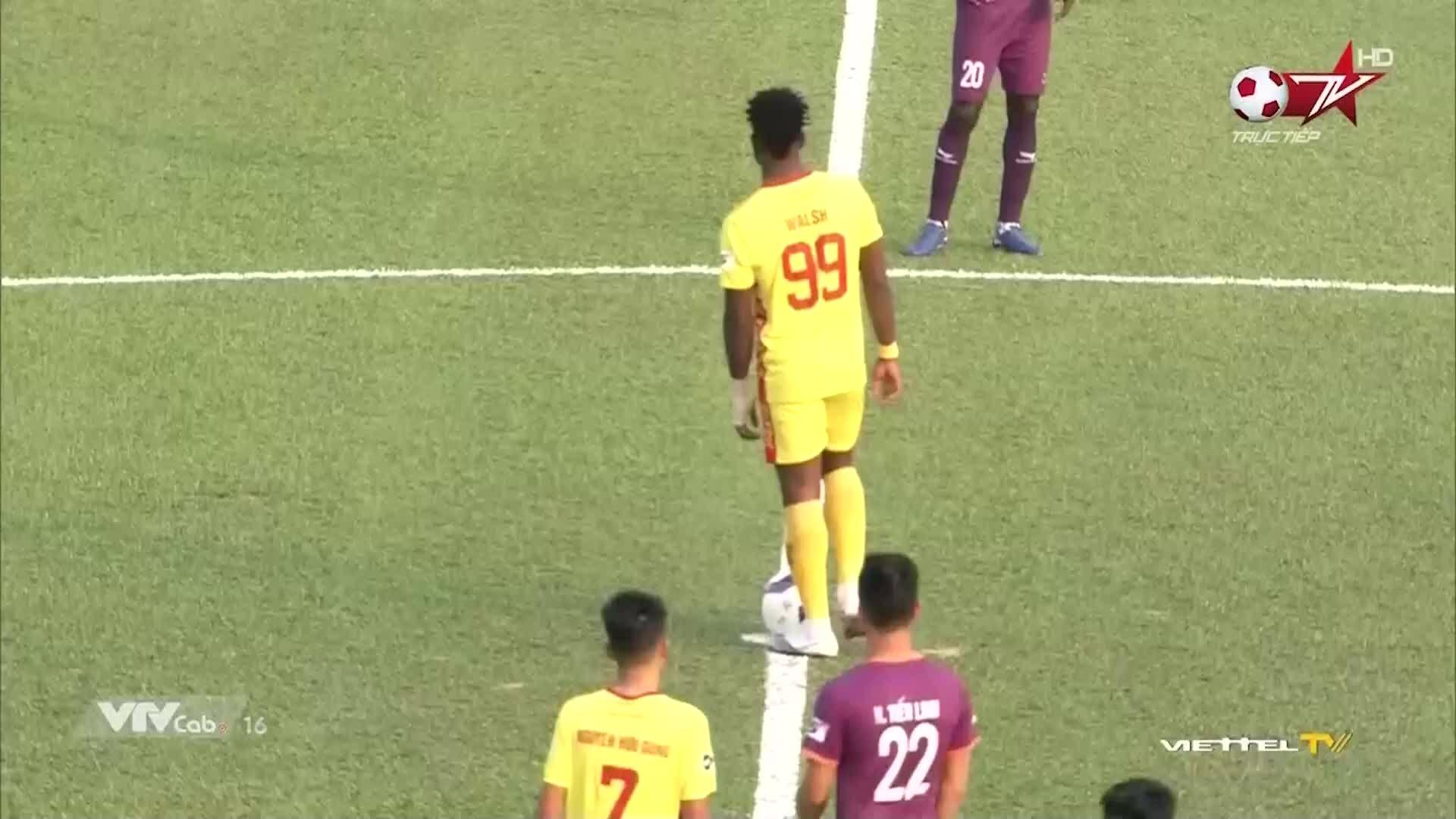 บินห์เดือง 1-0 Thanh Hoa