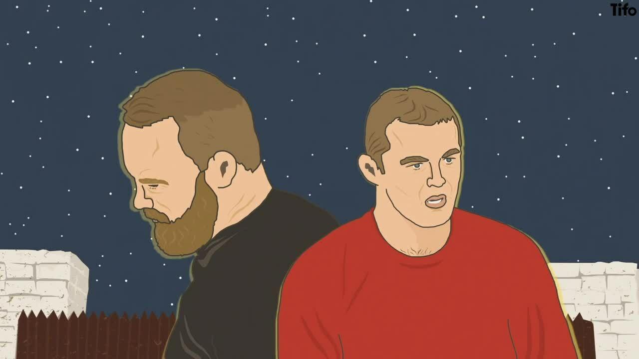 Apa yang terjadi pada Rooney