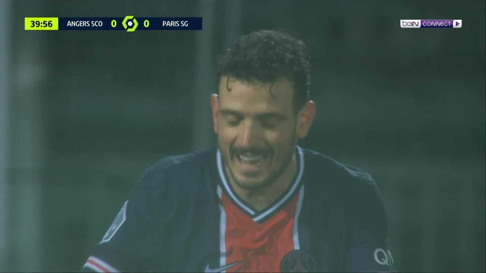 Angers 0-1 PSG