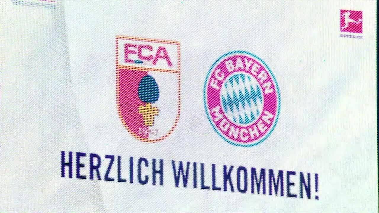 Augsburg 0-1 Bayern