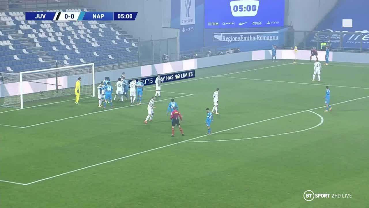 Juventus 2-0 Napoli