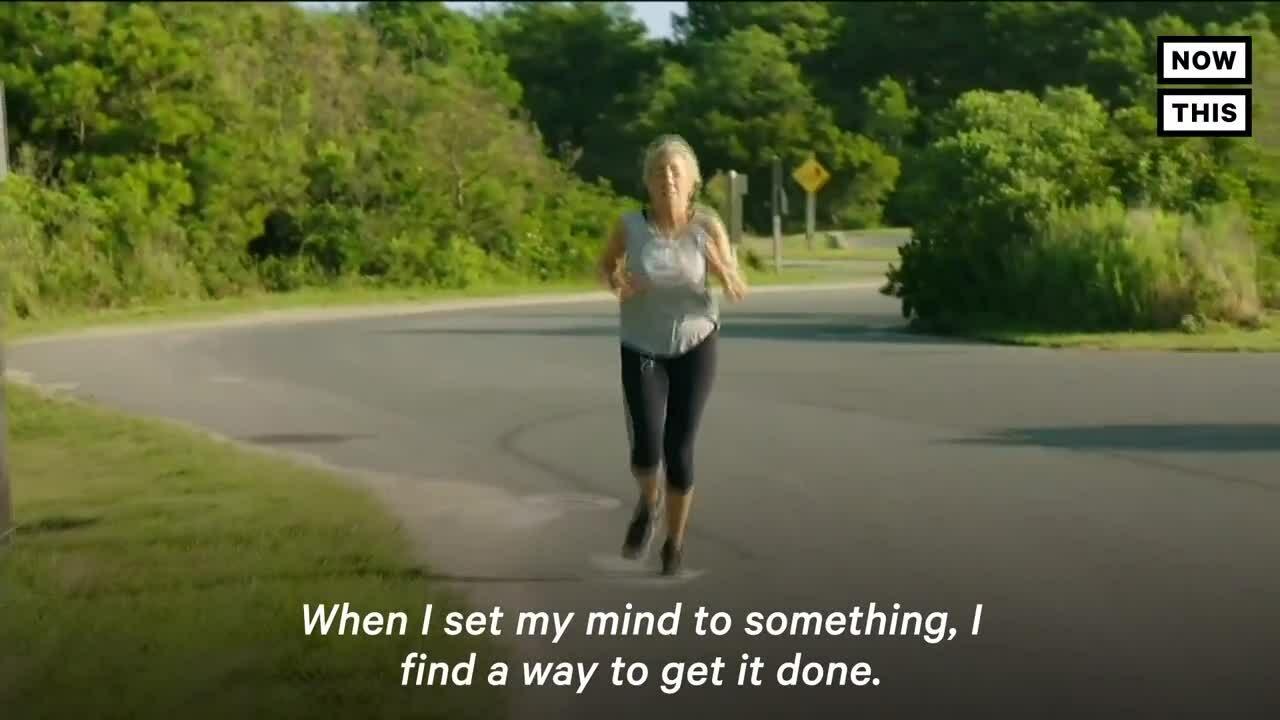 Kecintaan Jill Biden untuk berlari