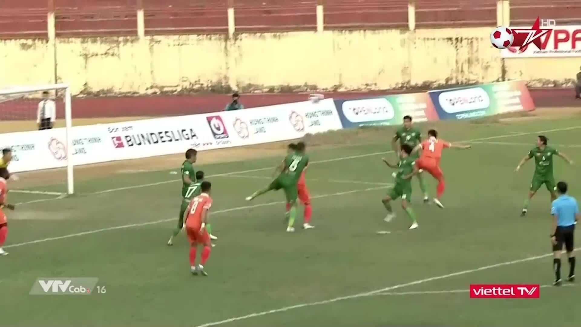 Binh Dinh 1-0 Saigon