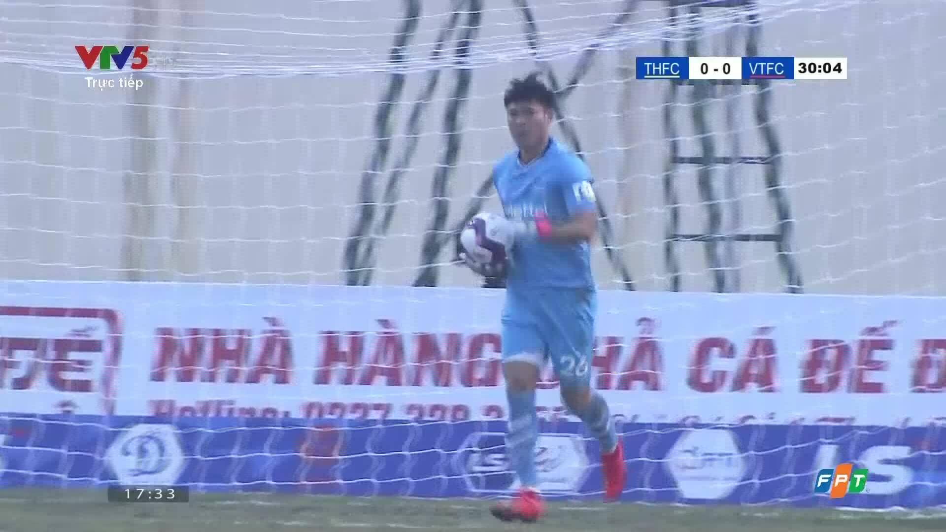 Thanh Hoa 0-0 Viettel