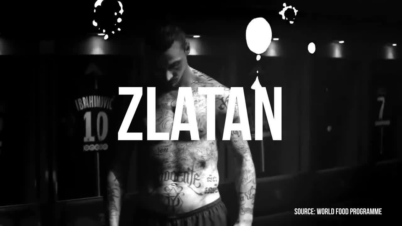 Kisah merek Zlatan Ibrahimovic