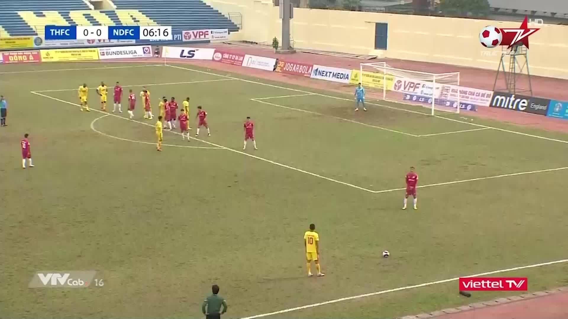 Thanh Hoa 3-0 Nam Dinh