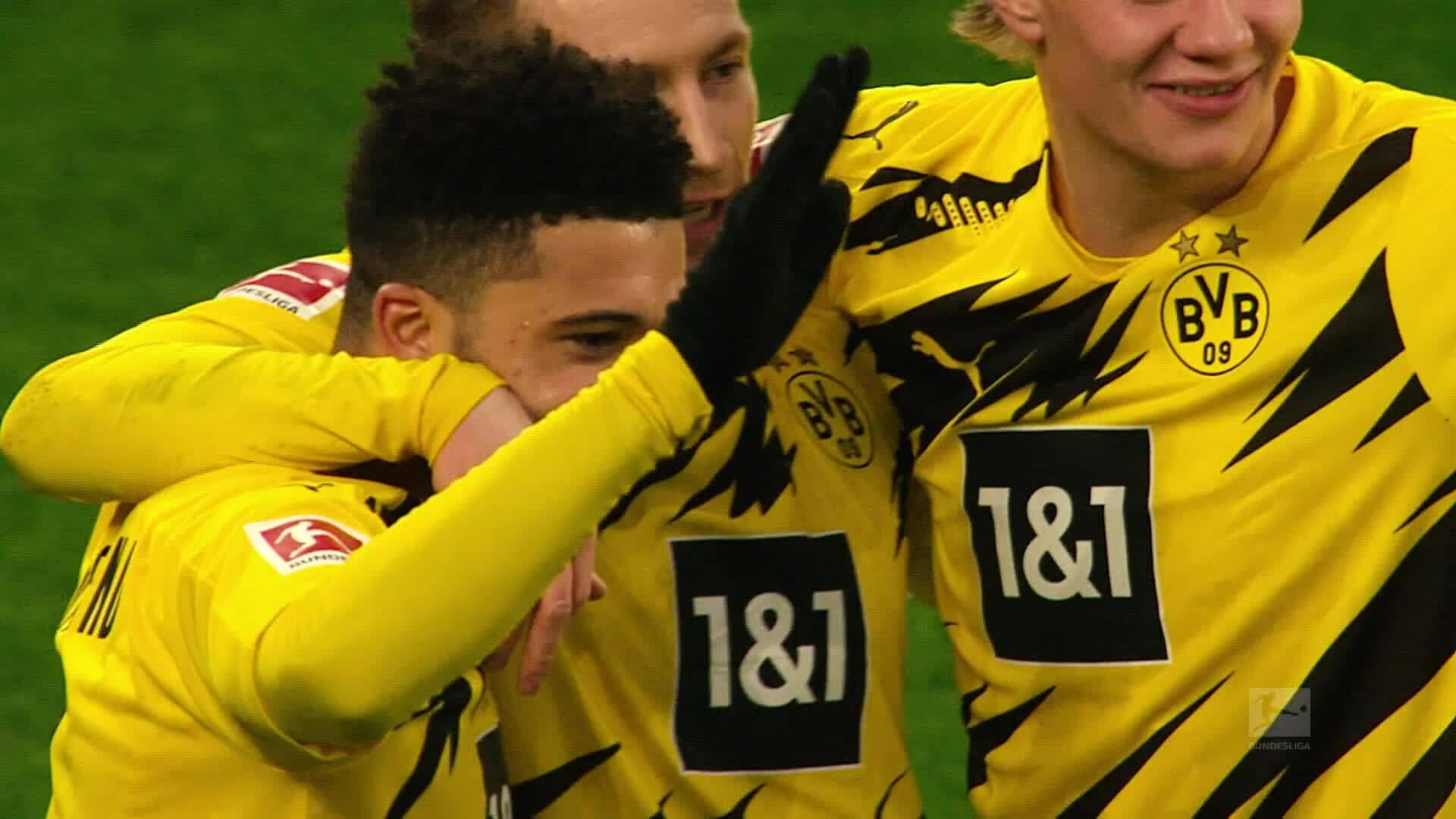 Top 5 bàn thắng vòng 19 Bundesliga
