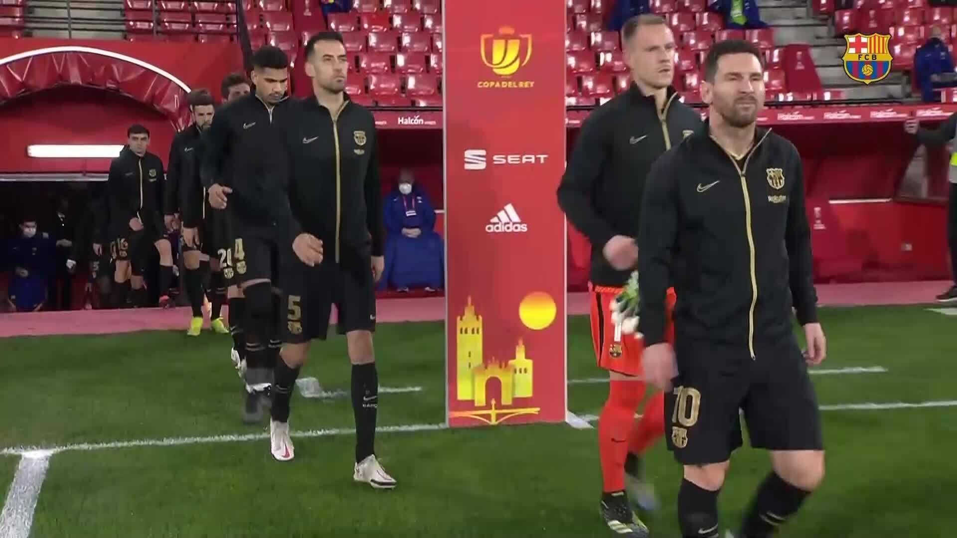 Granada 3-5 Barca
