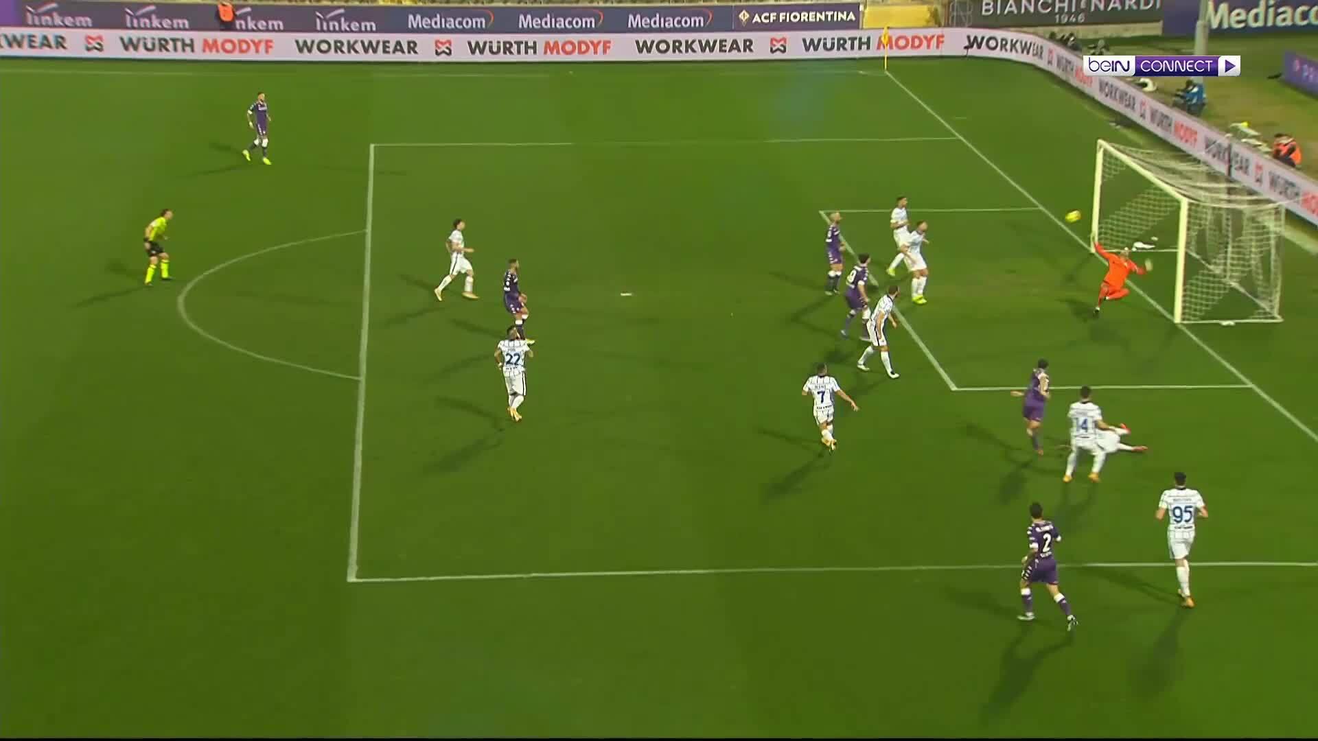 Fiorentina 0-2 Inter