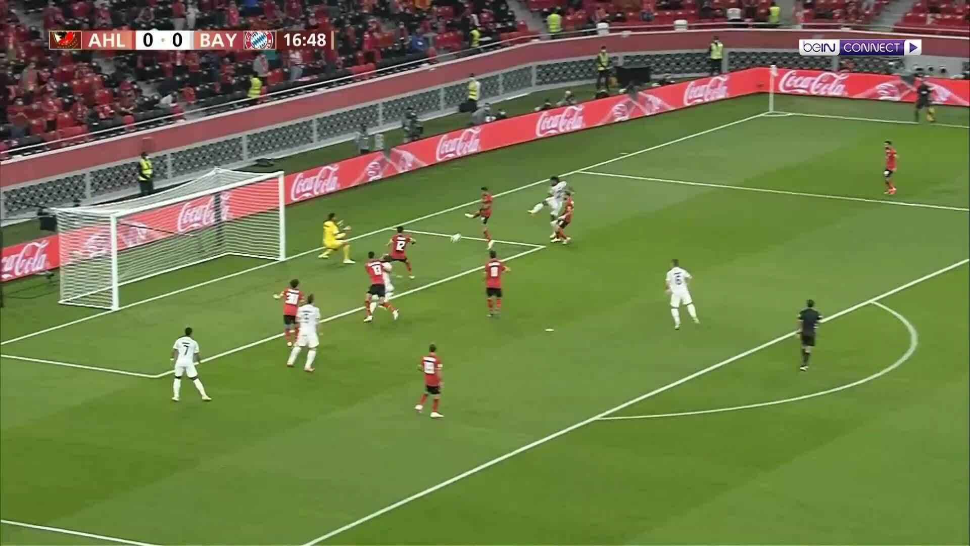 Al Ahly 0-2 Bayern