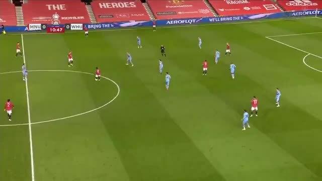 MU 1-0 West Ham