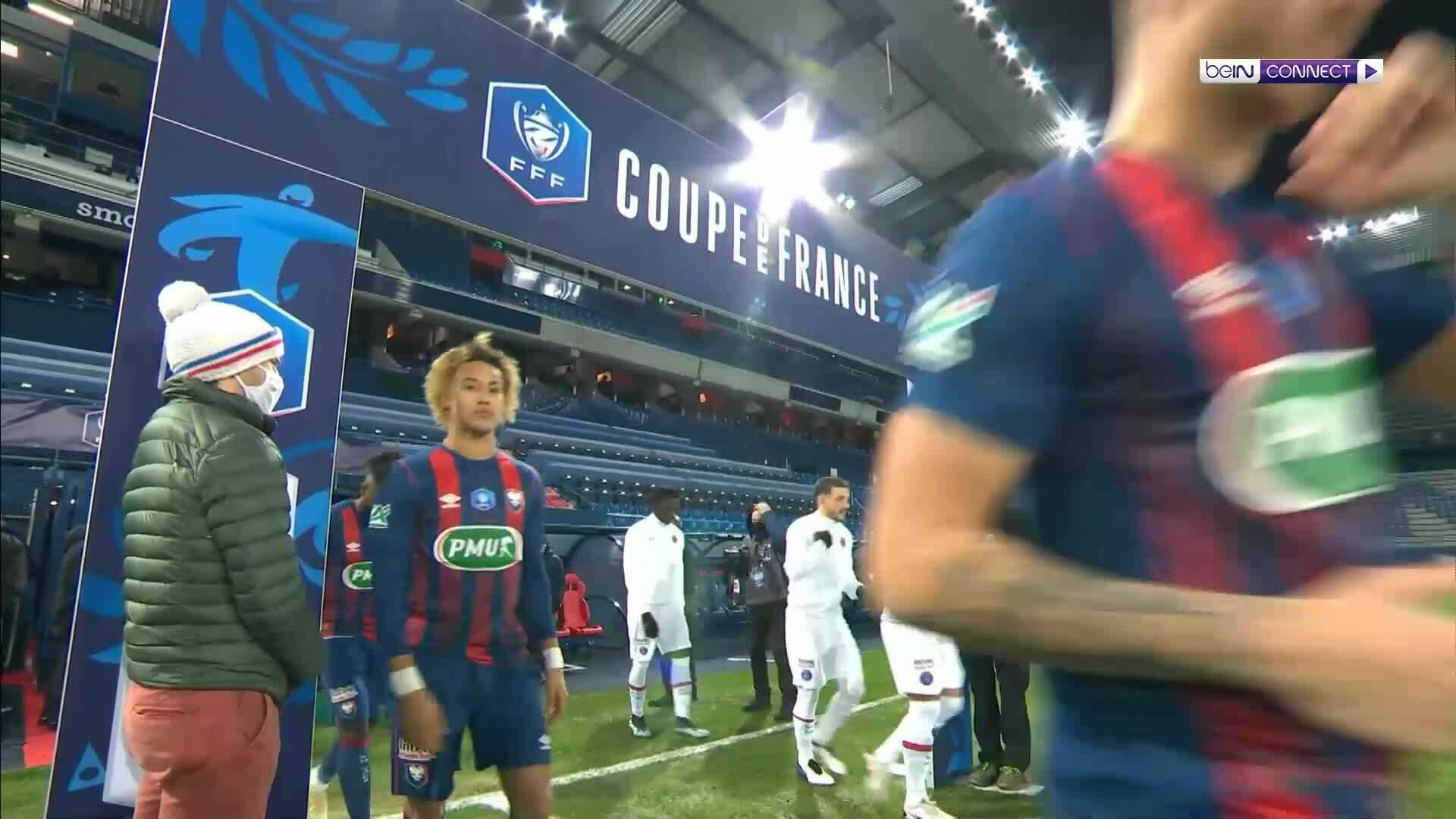 Caen 0-1 PSG