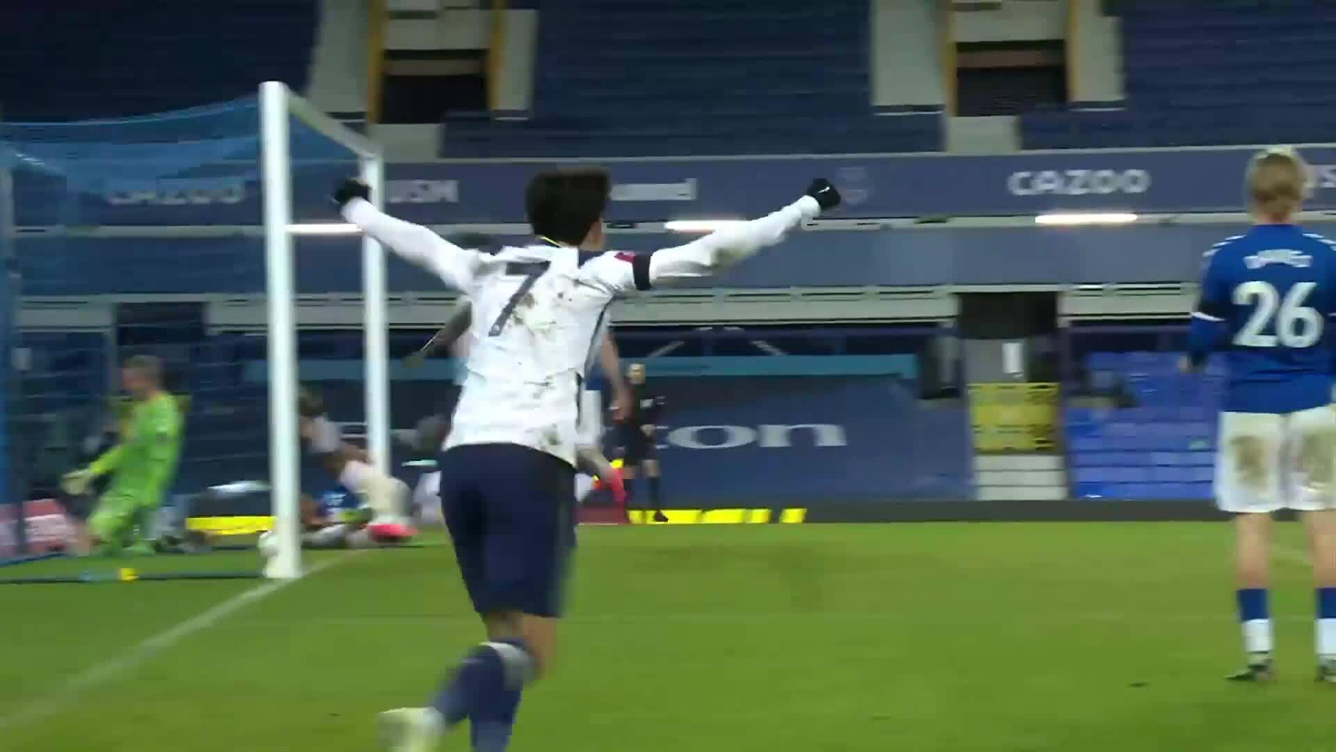 Everton 5-4 Tottenham