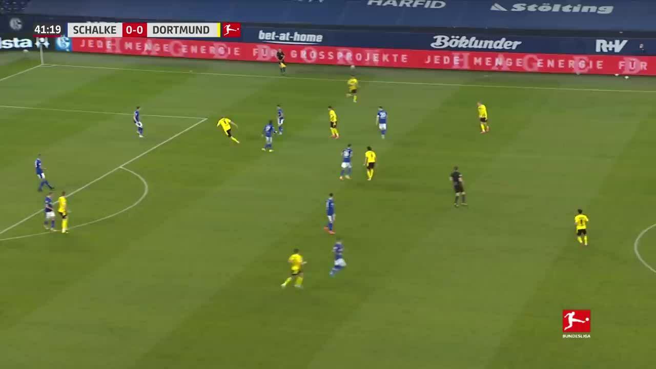 Schalke 04 0-4 Dortmund