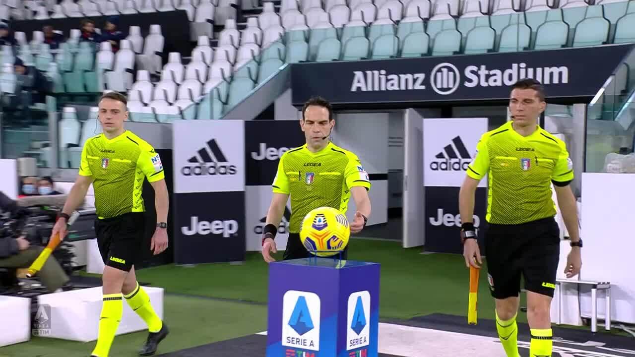 Juventus 3-0 Crotone